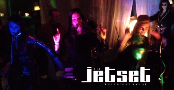 THE JETSET INTERNATIONAL at the Eight Club